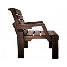 Кресло из поддонов 6