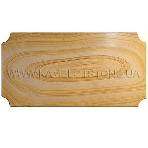 Кварцито-песчаник «Столешница» / XP02-1